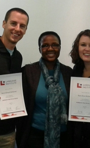 Intensive isiZulu Course Graduation